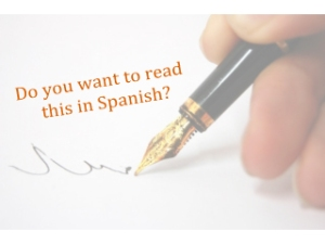 Do you need a qualified Spanish translator?